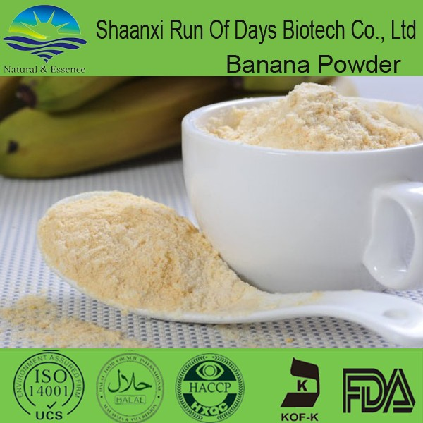 5 tons/day Flavoured instant banana powder drink