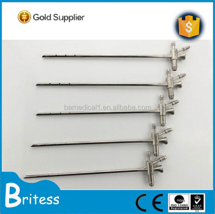 ENT bronchoscopy set/ENT pediatric bronchoscopy set