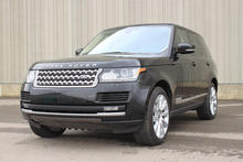 ARMORED 2014 Range Rover HSE Supercharged
