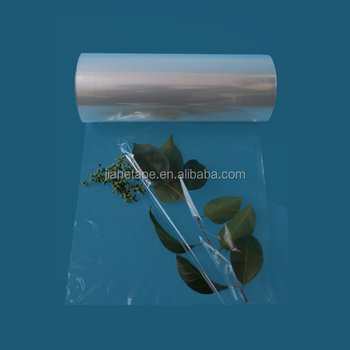 General polyolefin(POF) shrink film roll for packing electronic goods
