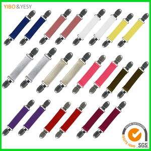 Metal Mitten clips suspender clips 150 Color Options Mixed order stainless steal not rust
