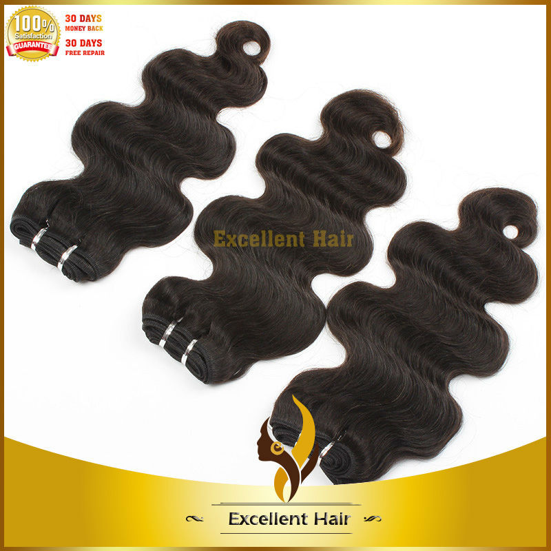 Full cuticle same direction 100g/pc thick unprocessed virgin brazilian human hair for sale