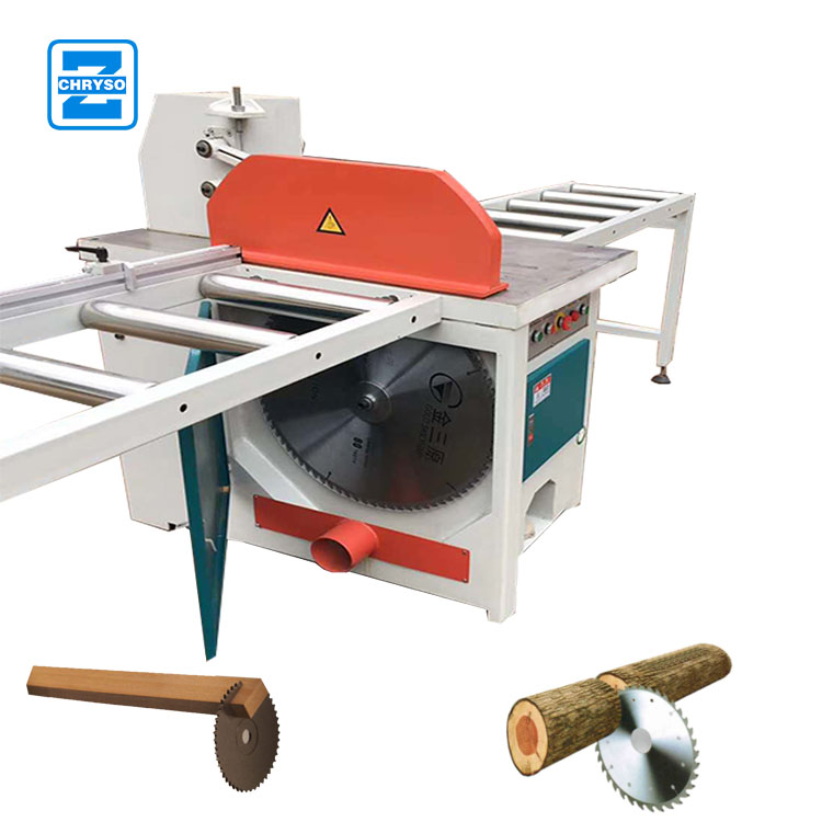 Automatic wood log circular saw machine wood cutting machine for sale