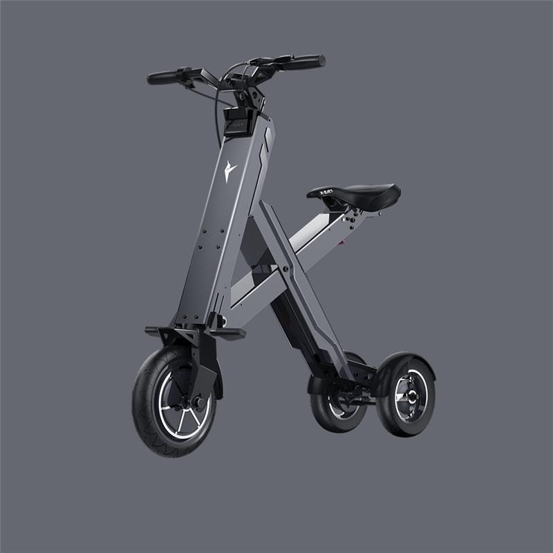 2016 X Bird XI CROSS PRO 50KM Foldable Electric Scooter ...