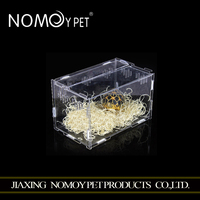Nomo wholesale acrylic insect cage with breath hole