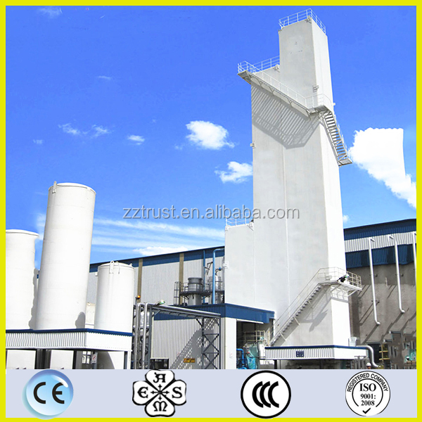 Air Separation Generation Equipment For Producing Oxygen,Nitrogen, Argon, Co2 Production Plant
