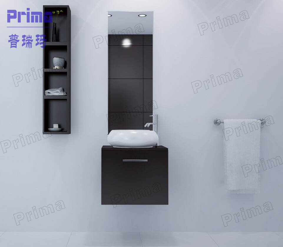 modular estilo europeo melamina diseño italiano moderno mueble de ... - Muebles De Bano Diseno Italiano