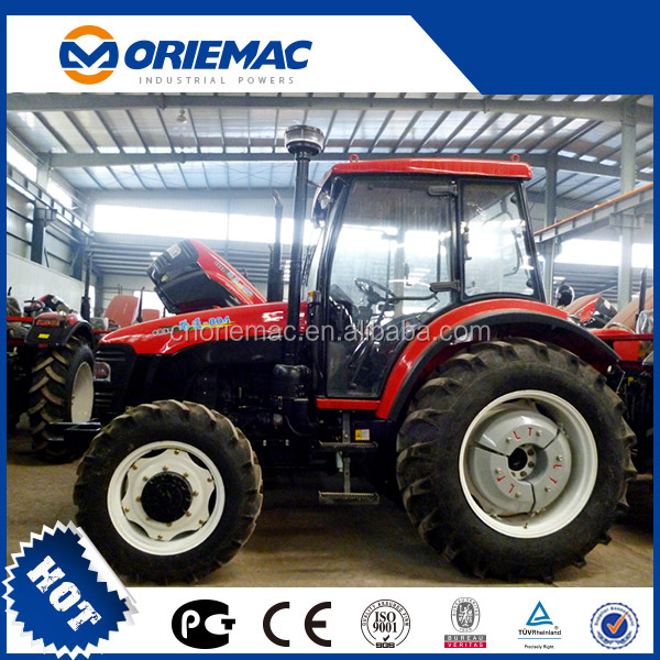Hot Sale Lutong 110HP 2WD wheel tractor LT1100 with perfect performance