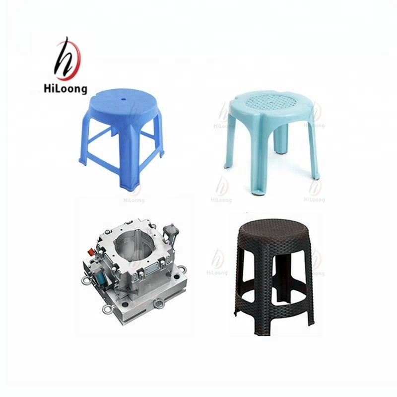 Taizhou Manufacturer High Quality Steel Mould Plastic Stool Mould <strong>Injection</strong>
