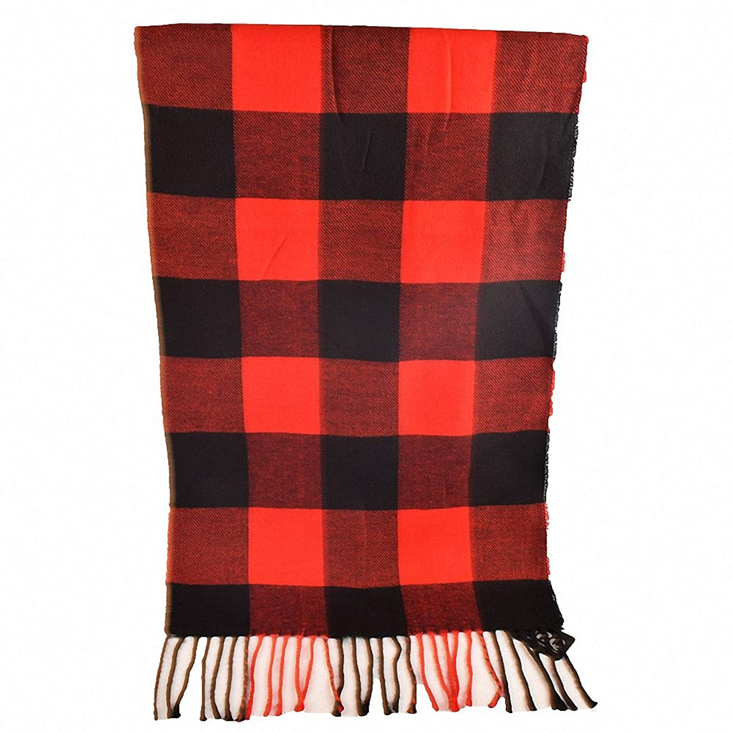 a56ce81d2f56 Get Quotations · Lictory Mens Business Casual Warp Cashmere Like Scarves  Classic Long Scarves