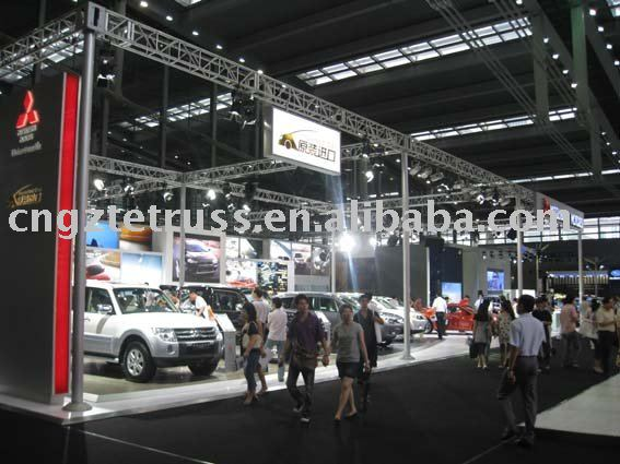 Exhibition TrussDisplayBoothCar Show Buy Exhibition Truss - Car show booth