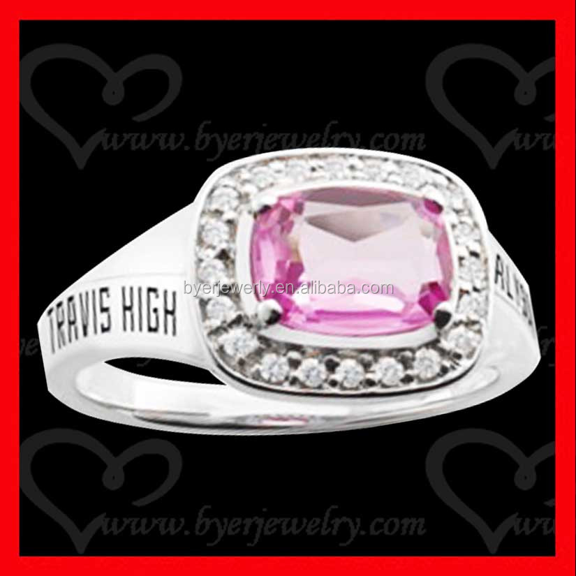 very professional graduation ring designer custom ring designer in BYER
