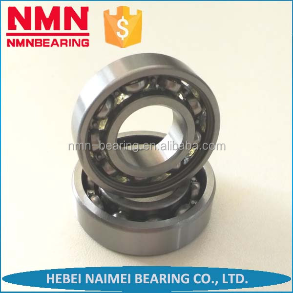 China high precision stainless deep groove ball and roller bearing 6002