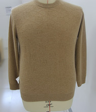 Mens 100% cashmere sweater pullover vendita