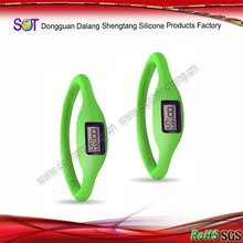 Cheapest digital silicon watch for kids (SGS,ROHS,CE) for kids