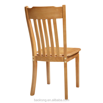 New Design Restaurant Cafe Furniture Wooden Chairs
