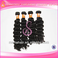 Machine Made Human Hair Weaves, India/Brazilian/Malaysian/European/Peruvian Remy Virgin