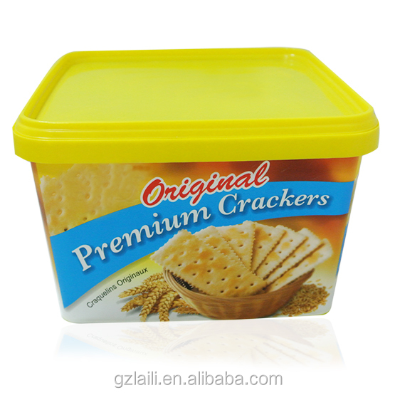 HACCP WCA BRC Soda biscuit,soda cracker