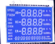 vga oled display stainless steel sensor LCD panel chip
