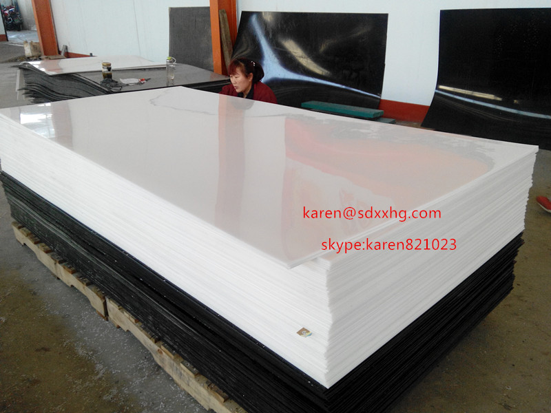 Heavy Duty Plastic Pp Plates Thin Hard Pp Plastic Sheets