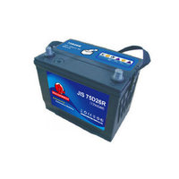 12V 60ah dry charged car battery turkey manufacturer