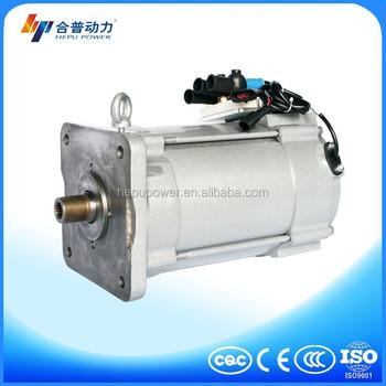 5kw 3 Fase Ac Inductiemotor Elektrische Motor Van De Auto Te Koop