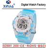 new design ladies watch with LED back light