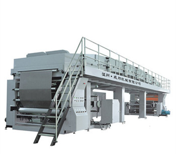 Factory Supplier adhesive tape coating machine