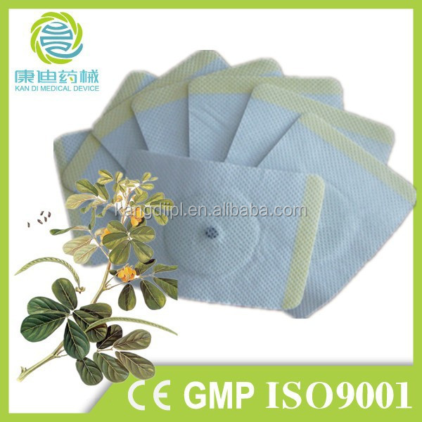 CE certified companies manufacturers best selling products No side effect fast slimming patch
