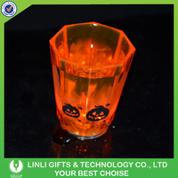 Water Sensor Flashing Cup For Halloween