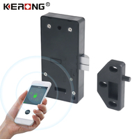 KERONG Gym Electrical Hidden Panel Control Panel Board Cabinet Wristband Lock for Lock Cabinet