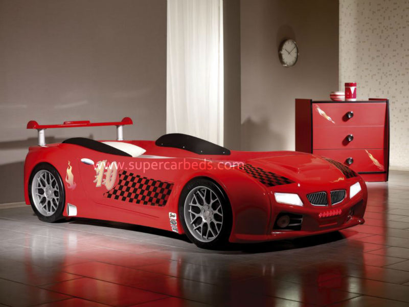 kinderbett auto bmw. Black Bedroom Furniture Sets. Home Design Ideas
