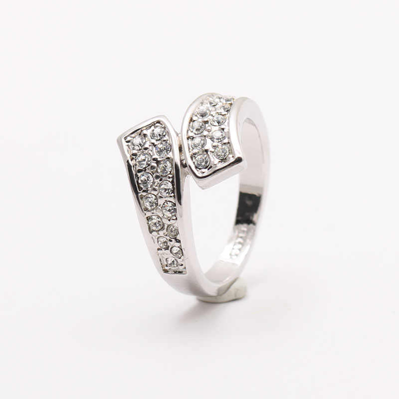 Southeast Asia Rhodium Plated
