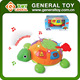 Educational Small Plastic Animal Toy Electric Turtles With English Language