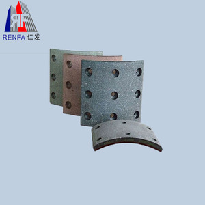 Best selling products tata drum brake lining