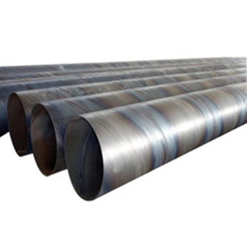 Tianjin SS Group High Strength Sprial Construction Welded Steel Pipe for Gas And Oil