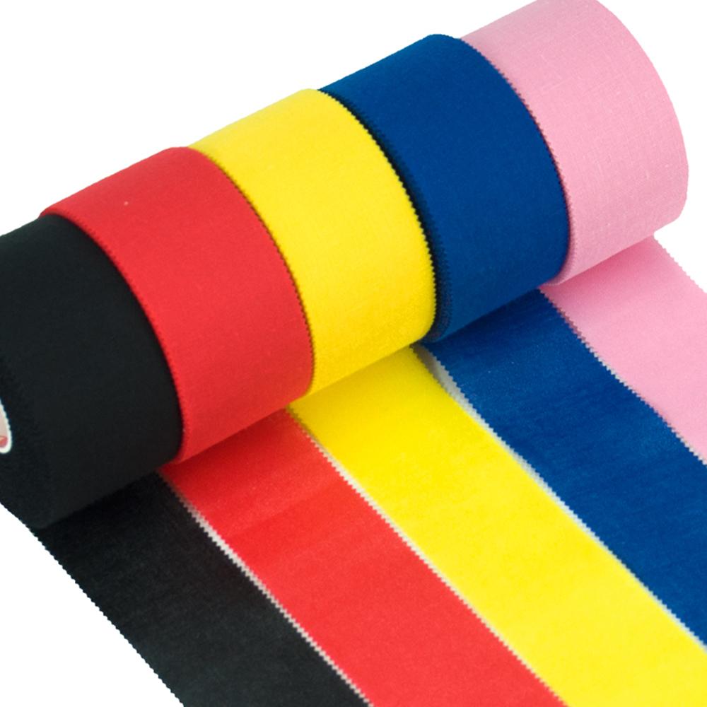 Sport tape sterke hechting diverse kleur atletische geperforeerde couch tape met FDA CE