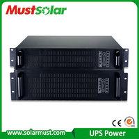 Protecion against all type of power problem DC36V 96V 240V rack mount ups