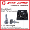 2015 Brightest 38w 5000lm H4 H7 H8 H9 H10 H11 9005 9006 led car headlight replace hid xenon light