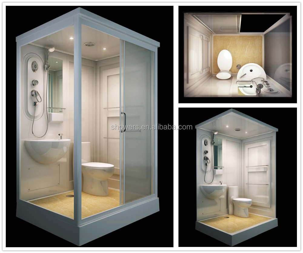 Australia Water Marked Prefab Bathroom Unit Bathroom