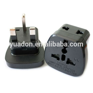 AU US EU socket to UK Hong Kong Singapore Malaysia type G Adapter
