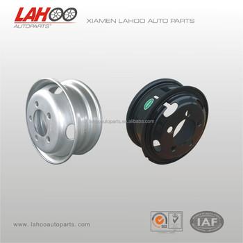 6.50-16 China Wheels Rims For Iveco Benz Man Truck - Buy China ...