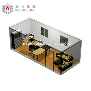 Economical Prefab Portable Temporary Housing Manufactured panel Modular Sandwich Container House