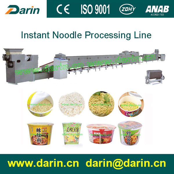 Fried and Non Fried Instant Noodle Making Machine