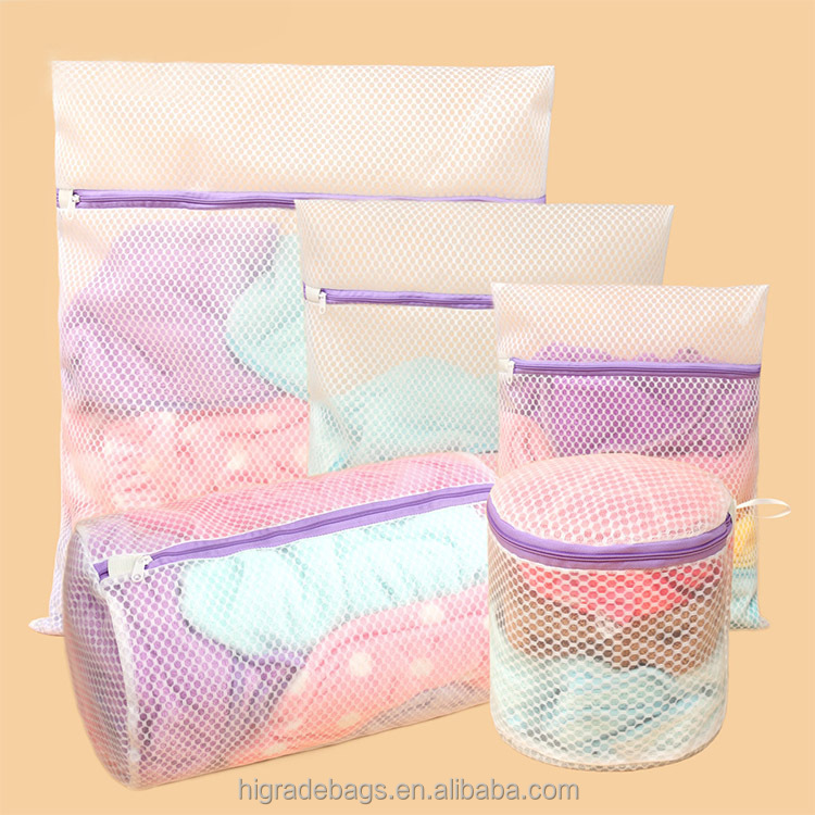 water soluble mesh laundry bag