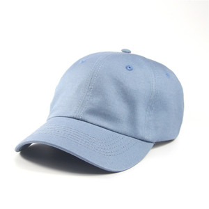 8d38d13d4a2 Classic Polo Style 6 Panel Unstructured Hat No Logo Men Women Cotton Made  Adjustable Fits Baseball
