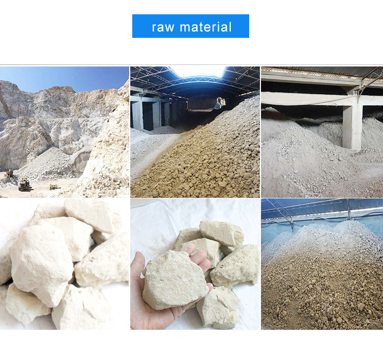Diatomite Sewage Treatment Agent XLH-5200 Directly Selled by Diatomite Manufacturers