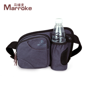 Marroke China Top Brand Adjustable Fashion Waist Bag Mens Waterproof Fanny Pack