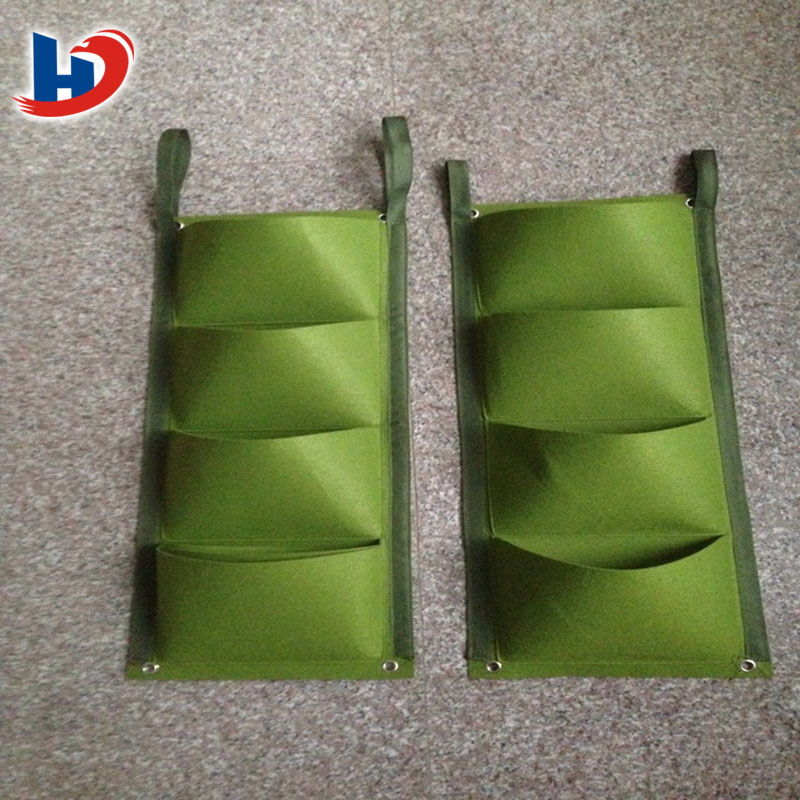 Top quality shrink-resistant hydroponic felt vertical garden