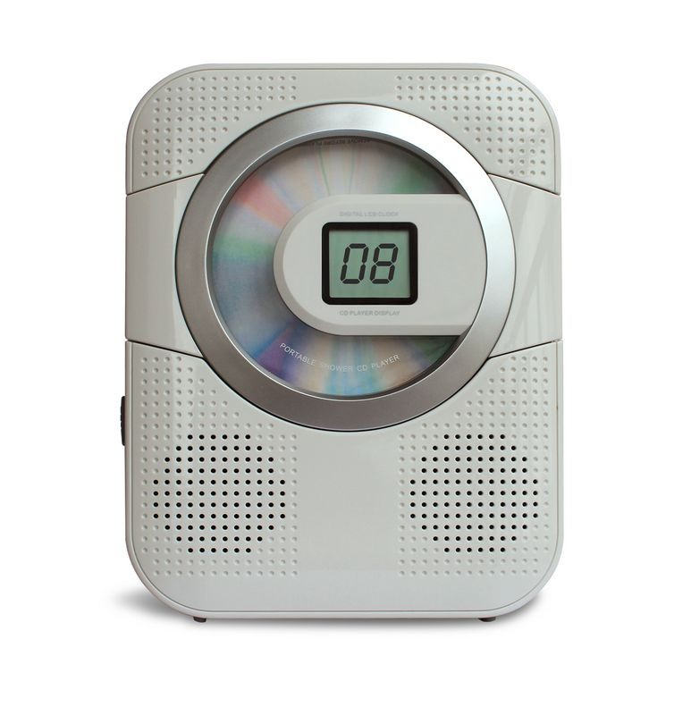 700da Bathroom Dab/dab+ Radio With Cd Player - Buy ...